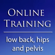 Online Class: Low Back, Hips and Pelvis