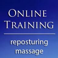 Online Class: Reposturing Massage